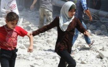 Niños, principales víctimas de las guerras en 2017 Unicef