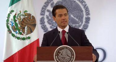 EPN pide al Gabinete apretar el paso, para dejar un mejor país