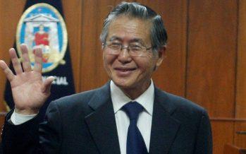 Perú: Kuczynski indulta a exmandatario Alberto Fujimori