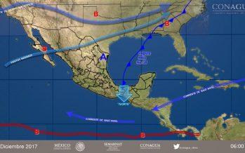 Predominará cielo medio nublado con bruma en el Valle de México