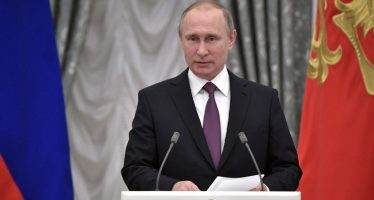Putin será candidato en elecciones presidenciales del 2018