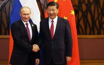 Todo sobre el giro de Rusia a Asia en 2017