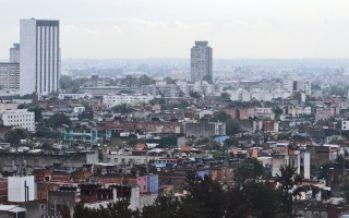 Prevalece mala calidad del aire en el Valle de México