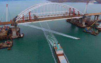 Respuesta de Crimea a propuesta craniana sobre la península