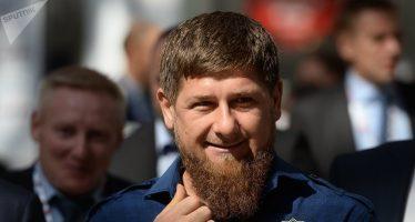 "Putin elogia labor ""noble"" de Kadírov en Siria"