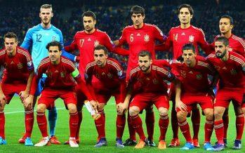 España puede quedar fuera del Mundial de Rusia 2018