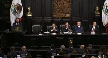 Senado entrega Medalla Belisario Domínguez a Julia Carabias