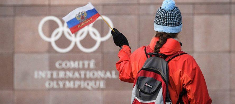 Atletas rusos podrán participar en los JJ.OO. a nivel individual