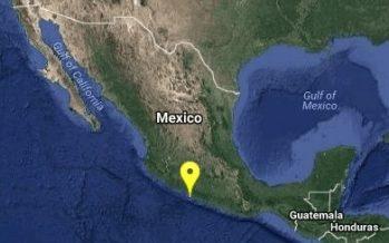 Sin reporte de daños en la capital tras sismo de 5.0 grados