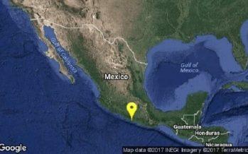 De Magnitud 5, el sismo ocurrido en Guerrero