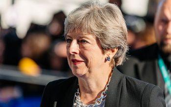 Frustran complot para asesinar a Theresa May