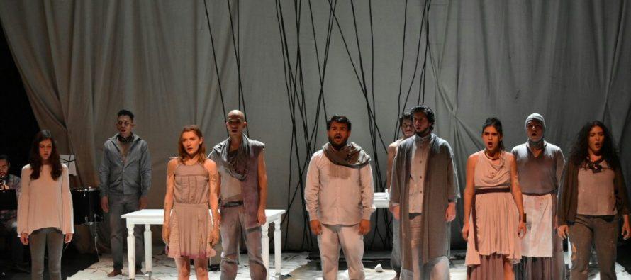 La apasionante ópera: Titus tendrá funciones especiales en el Teatro Helénico
