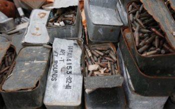 Al descubierto, tráfico de armas a Siria e Irak