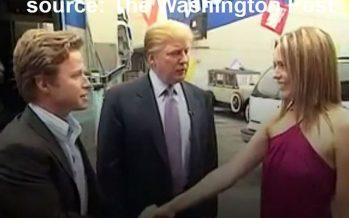 Billy Bush recuerda a Trump grabación sobre acoso sexual