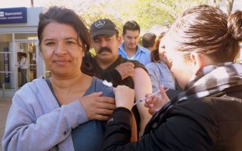 Exhortan a chihuahuenses a vacunarse contra influenza