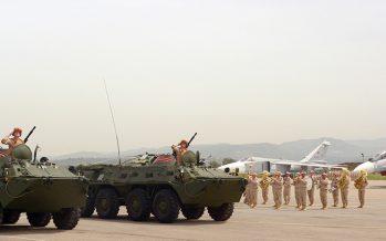 Rusia manda señal con la retirada de sus tropas en Siria