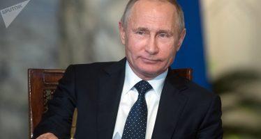 Putin rechaza acusaciones de interferencia en elecciones de EU