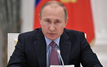 Putin enfatiza importancia de preservar la unidad siria