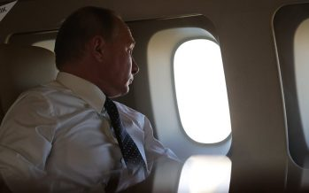 Pilotos cuentan cómo escoltaron a Putin en Siria