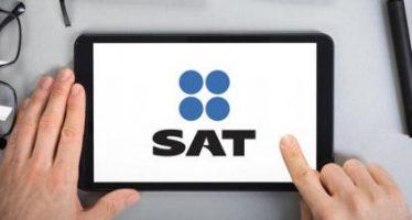 SAT: Actualización de factura se cumplió en 99%