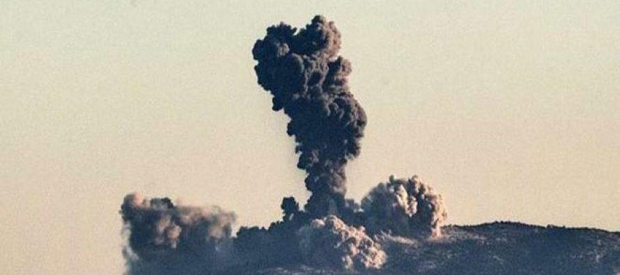 Agresión turca contra Afrín: más de 141 víctimas mortales y heridos