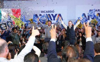 Meade representa la continuidad de la corrupción: Anaya
