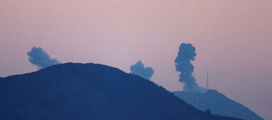 Fuerzas turcas llevan ataques más allá de Afrín, Siria