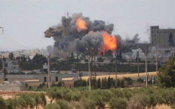 EEUU y aliados mataron a 6 mil civiles en Siria e Irak, en 2017