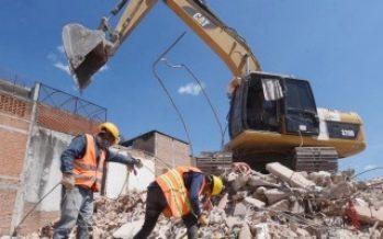 Autoridad dará beneficios fiscales para reconstruir vivienda