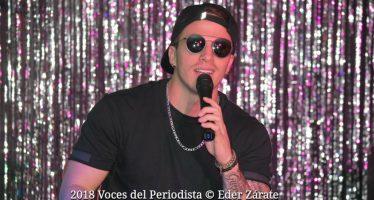 Conferencia de Prensa: Ale Mendoza estrena nuevo sencillo