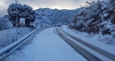 Continúa el frío en Durango; La Rosilla registra menos 8.5 grados