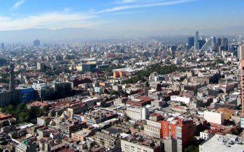 Día caluroso y noche fría en la Ciudad de México