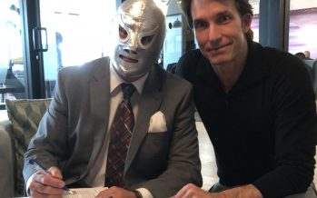 "THR3 Media Group presenta: ""Santo, El Enmascarado de Plata"""