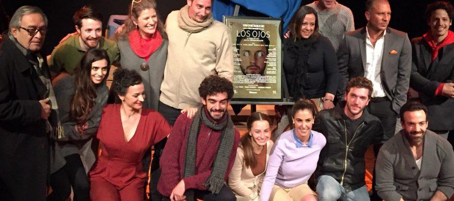 """Pablo Perroni, Lisa Owen y Salvador Zerboni fueron los padrinos del final de temporada de """"Los Ojos"""""""