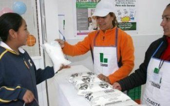 Diconsa otorgará leche gratis en 203 municipios de Oaxaca