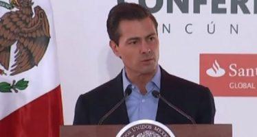 Carencias en actual sexenio, en su mínimo histórico: Peña Nieto