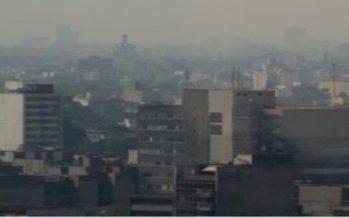 Municipios del Edo Mex amanecen con mala calidad del aire