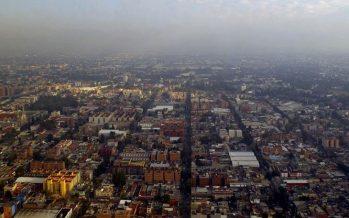 Ecatepec tiene mala calidad del aire