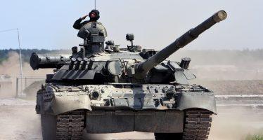 """""""Hacer Egipto grande otra vez"""": se rearma el mayor Ejército"""