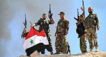 Ejército destruye vehículos de Daesh en el campo de Deir Ezzor