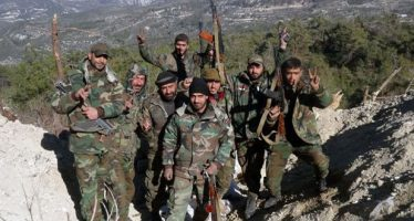 Ejército sirio elimina a 13 terroristas de al-Nousra