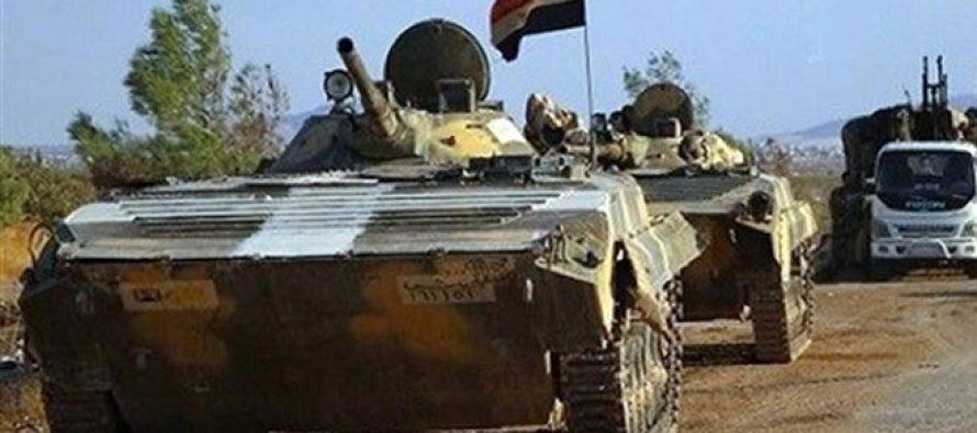 Campos de Idleb, Hama y Alepo: Ejército recupera 30 poblados