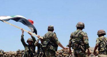 Ejército recupera seis nuevos pueblos en el campo este de Idleb