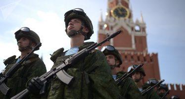 """EEUU, """"incómodo"""" por la modernización del Ejército ruso"""