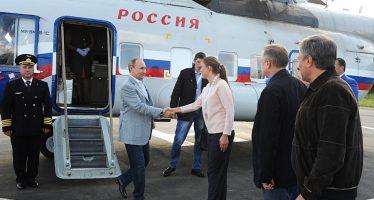 ¿Qué hay en el garaje de Putin? La información es pública