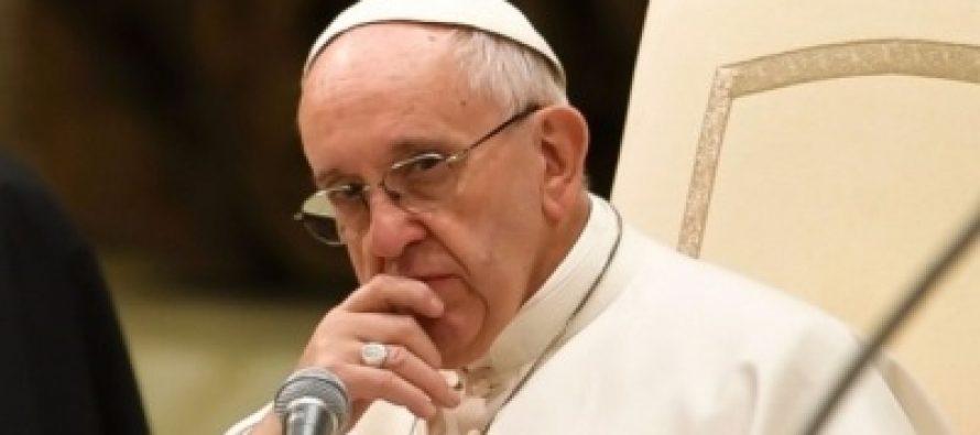 En víspera de Reyes Magos el Papa da sorpresa a niños enfermos