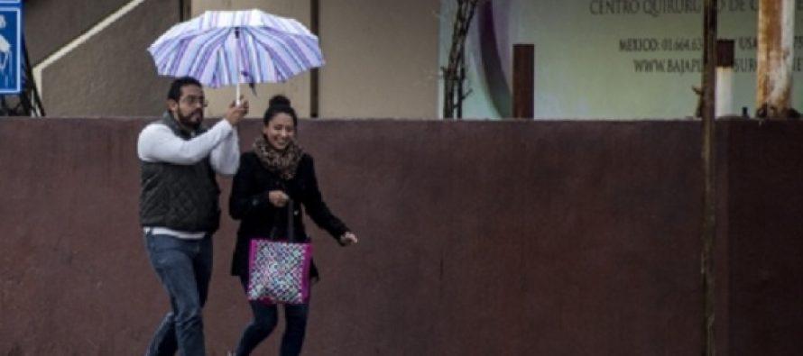 Esperan tormentas y chubascos en unos 14 estados del país