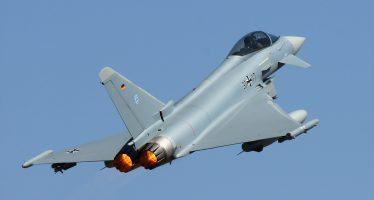 Reino Unido envía dos cazas para interceptar aviones rusos