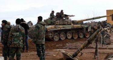 FFAA liberan 8 poblados en los campos de Idleb y Alepo
