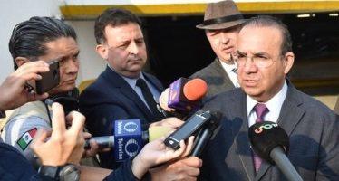 Gobernación, abierta a dialogar con Javier Corral